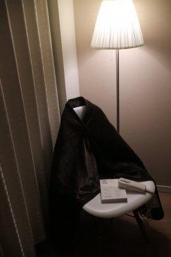 無印良品羽織れるひざ掛け画像03