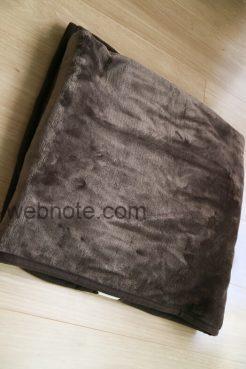 無印良品羽織れるひざ掛け画像01