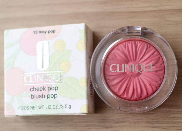 CLINIQUE チークポップ(13)ローズィー ポップ rosy pop