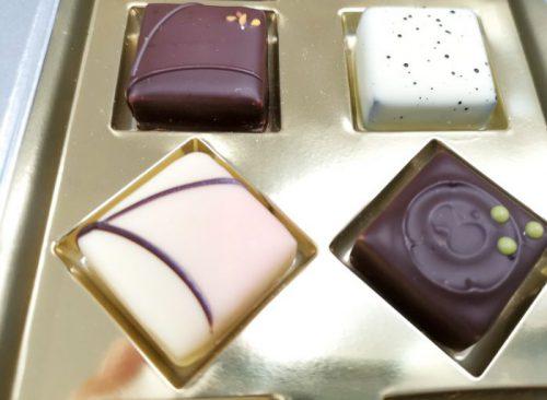 しゅんかしゅうとうkiki季季 ボンボンショコラ 8個入り