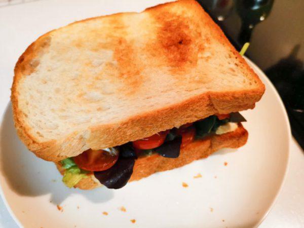 みのだ食品 鯖サンド