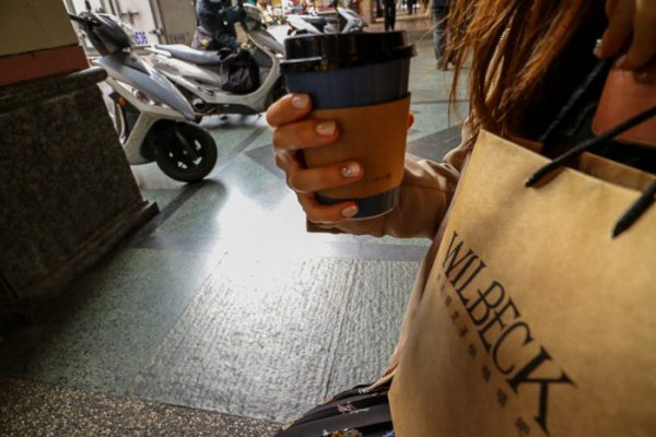 WILBECK CAFE 台北駅 コーヒーテイクアウト