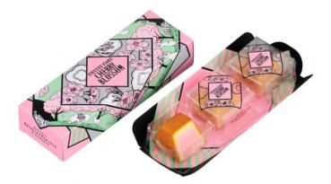 資生堂パーラー 春のチーズケーキ(さくら)3個入 税込 918 円 (本体価格 850 円)