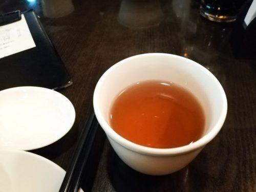 台北「點水樓」お茶