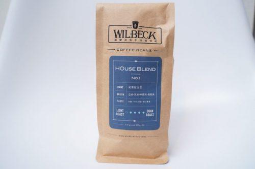 台湾(台北)WILBECK CAFEのコーヒー