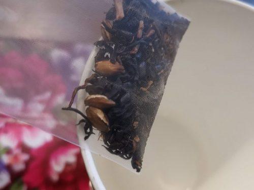 台湾・台北で購入したお土産用台湾茶  小茶栽堂の古早味紅茶