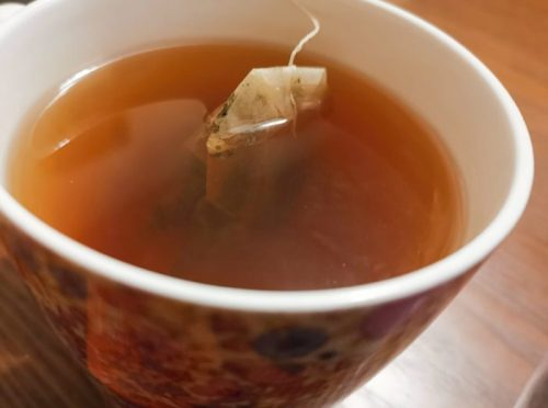 台湾・台北で購入したお土産用台湾茶 「天仁茗茶」高山烏龍茶