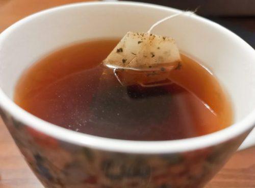 台湾・台北で購入したお土産用台湾茶 「天仁茗茶」鐵觀音(鉄観音)
