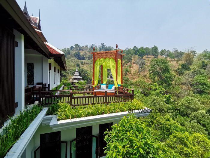 タイ・チェンマイのホテル