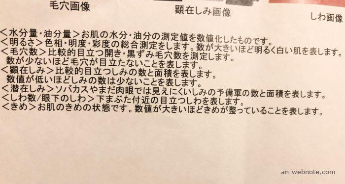 西武渋谷 キレイステーション 無料肌診断