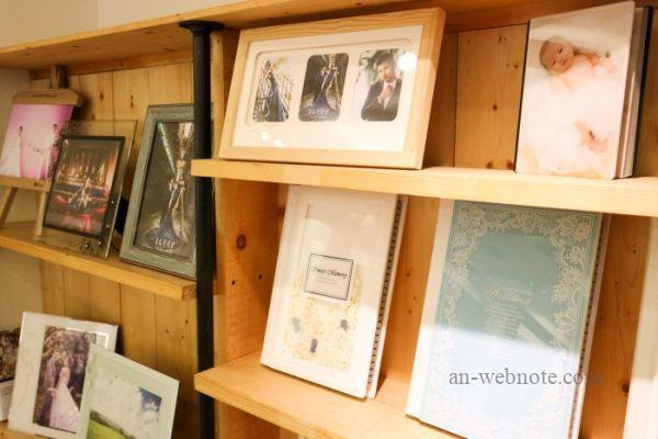 台湾結婚写真 ウエディングフォト  幸福感婚紗攝影工作室の内観