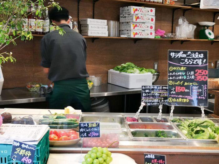 学芸大学駅「シェフズマルシェ(Chef's Marche)