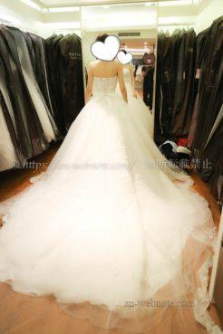 台湾 ウエディングフォト 結婚写真 ブログ フィッティング