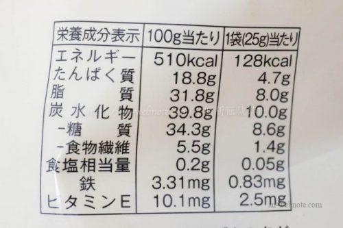 成城石井 プロテイントレイルミックスナッツ