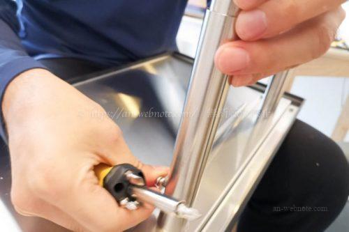 パナソニック食洗機「食器洗い乾燥機 NP-TH3」賃貸置き場所 台