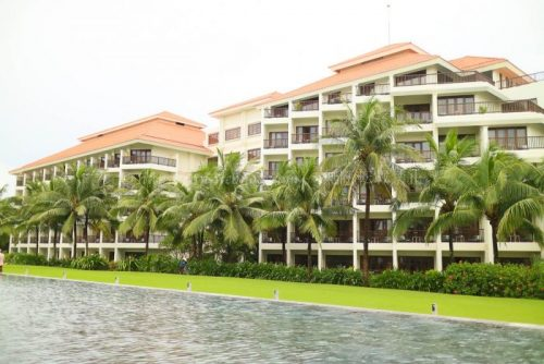 ベトナム旅行 プルマン ダナン ビーチリゾート