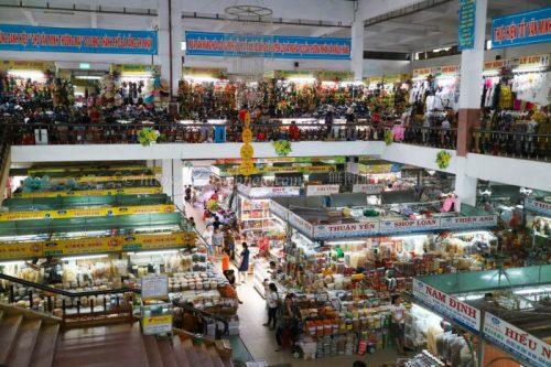 ベトナム ダナン  市場