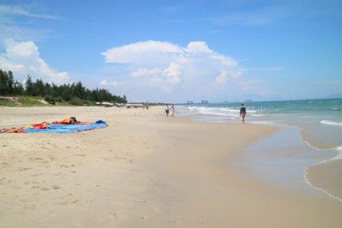 ベトナム旅行 ダナン ホイアン アンバンビーチ ウエディングフォト