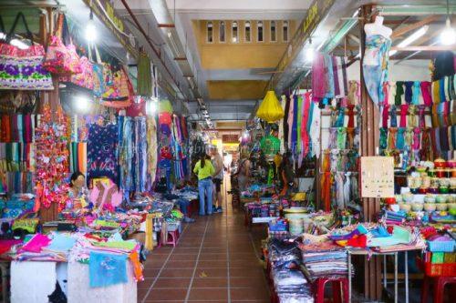 ベトナム夫婦旅行 ダナン  ホイアン ショッピング