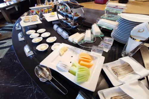 バンコク旅行 おすすめホテル センタラ グランド アット セントラル プラザ ラープラオ バンコク エグゼクティブラウンジ 口コミ