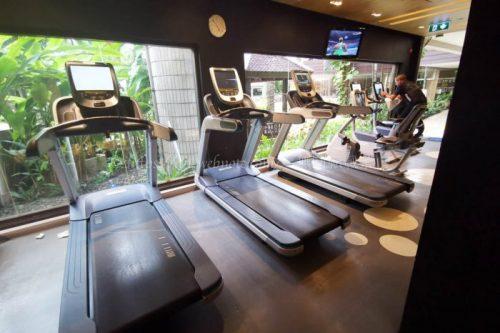 バンコク旅行 おすすめホテル センタラ グランド アット セントラル プラザ ラープラオ バンコク ジム