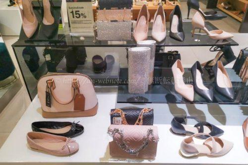セントラルプラザ グランド ラマ9 バンコクのショッピングモール ファッション ALDO