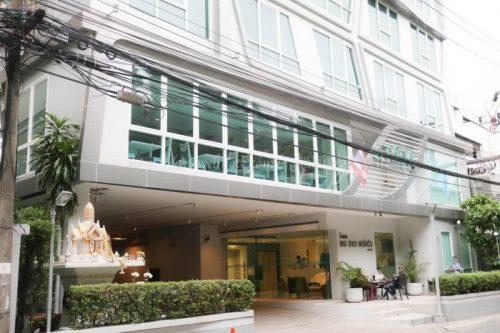 ル タダ パークビュー ホテル (Le Tada Parkview Hotel)バンコク夫婦旅行