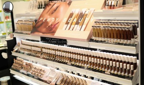セントラルプラザ グランド ラマ9 バンコクのショッピングモール コスメ SEPHORA