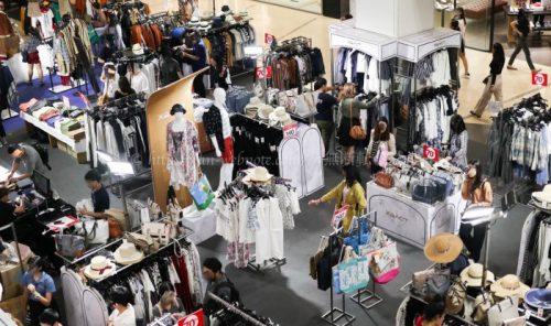 セントラルプラザ グランド ラマ9 バンコクのショッピングモール ファッション