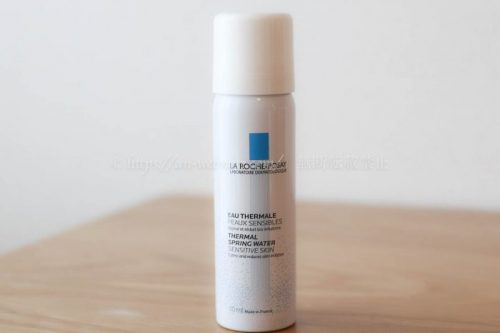 ラロッシュポゼ 敏感肌 保湿 ターマルウォーター