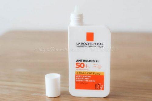 ラロッシュポゼ 敏感肌 日焼け止め アンテリオス XL フリュイド アウトドア