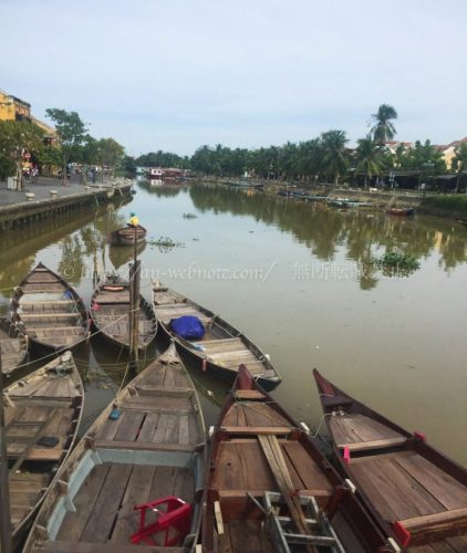 ベトナム ホイアン 町並み 風景 散歩 夫婦旅行