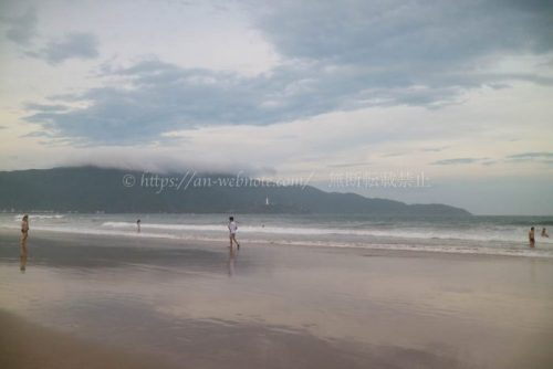 ベトナム旅行 ダナン ホイアン ビーチ