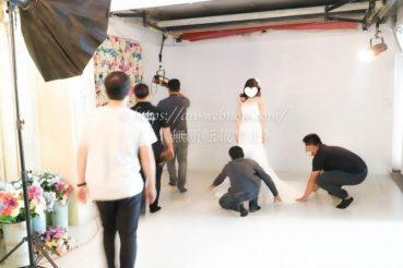 台湾結婚写真 海外ウエディングフォト 台北 スタジオ撮影