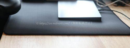 ARCHISS ワイドマウスパッド AS-MPSM-L 購入レビュー デスク周り デスク環境