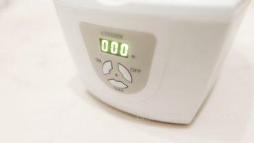 シチズンシステムズ 超音波洗浄器(SWS510)